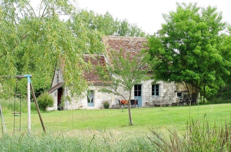 La Bergerie, location de vacances à Indre-et-Loire