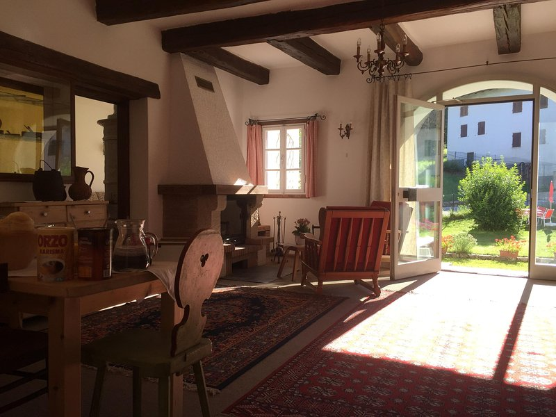 Admission Casa Patrizia