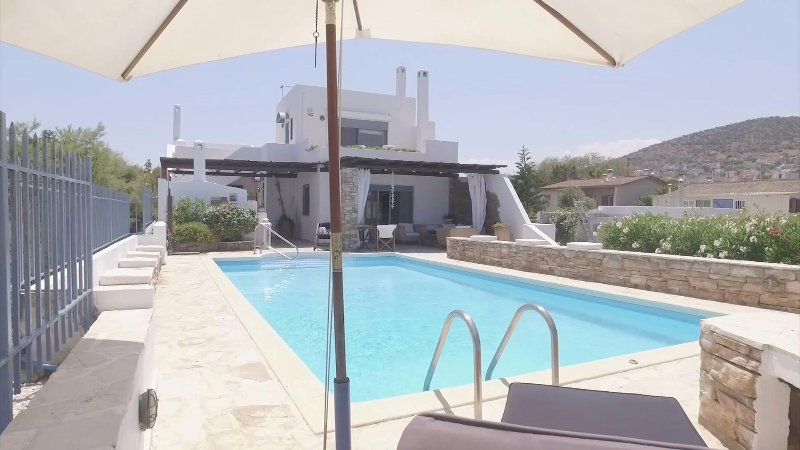 Villa  Blue Island , Athens, Airport, vacation rental in Artemida