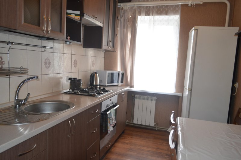 Apartments in Zheleznodorozhnaya Street, holiday rental in Donskoye