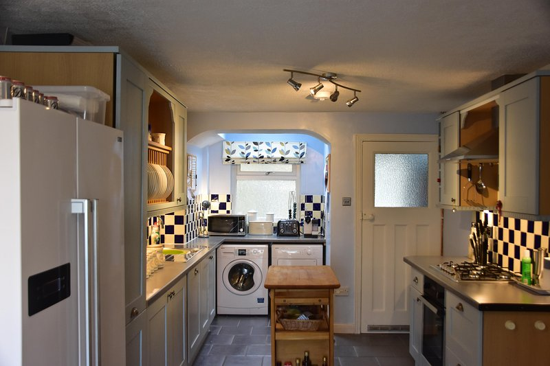 Kitchen, fully re-fitted in 2015