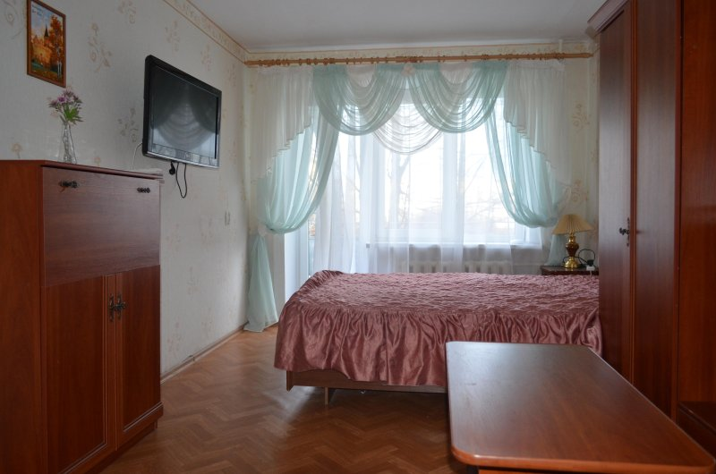 Apartments in Pobedy 16, alquiler de vacaciones en Svetlogorsky District