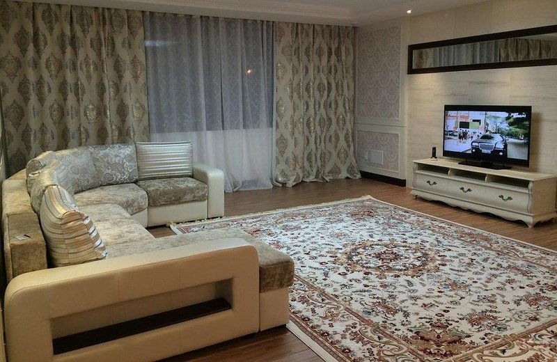 Apartments for Rent in Highvill Astana residential complex, alquiler vacacional en Akmola Province