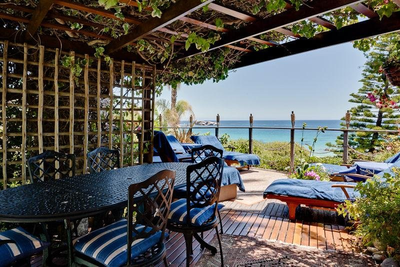 Tropical Clifton Bungalow moments from 3rd Beach, vacation rental in Cape Town Central