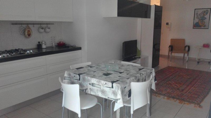 Ampio appartamento nuovo e in ottima posizione, holiday rental in San Salvo Marina