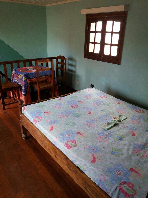 Chambre d'hote avec wc - Bilocale con servizi, vacation rental in Ankerana