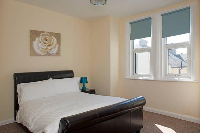 Camera da letto matrimoniale con bagno en-suite