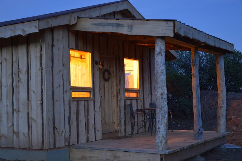 Constructed in the fall of 2016, this cozy 400sq' cabin awaits you.