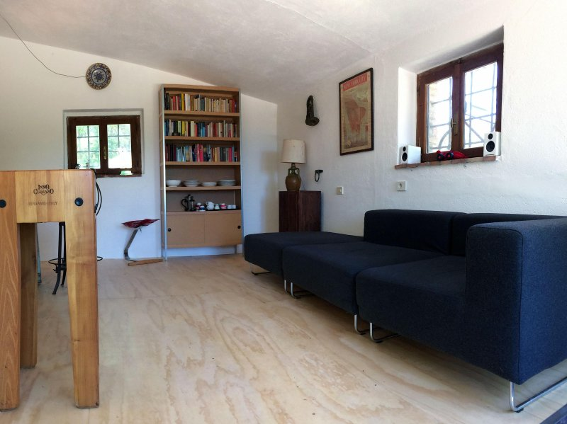 Sunny holiday home in the green heart of Italy, location de vacances à Doglio