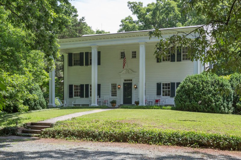 Come enjoy the Virginia countryside in this gorgeous old home