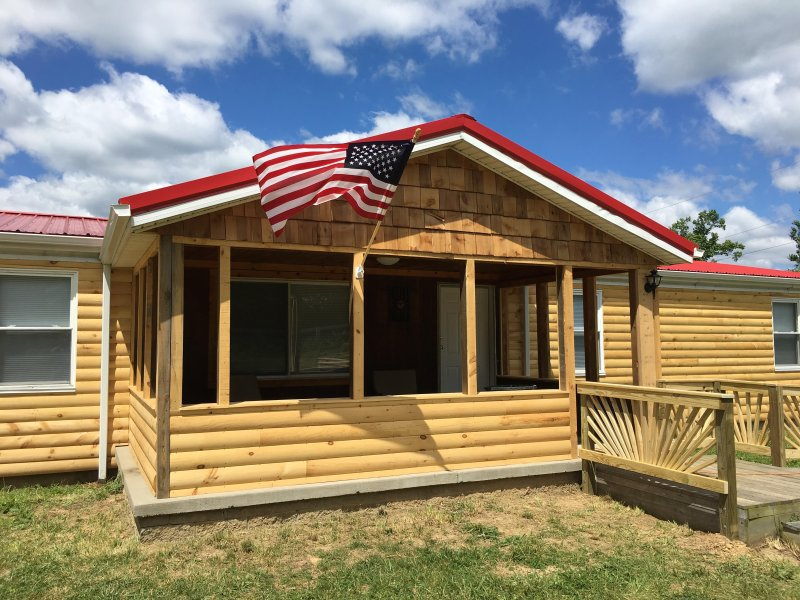 Sunset Cabin 1st Choice Cabin Rentals Has Internet Access