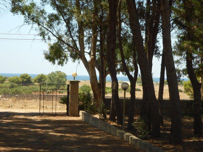 Villa Bellavista, vacation rental in Nardo