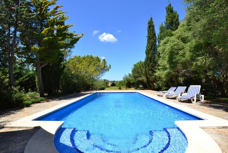Son Palanca, Finca 5StarsHome Mallorca, vacation rental in Lloret de Vistalegre