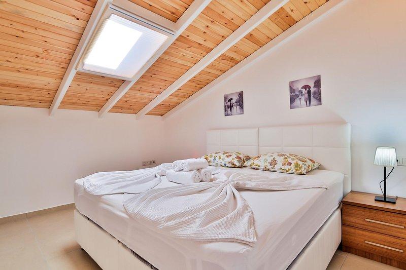 Nossa Teras Piso Bed Room