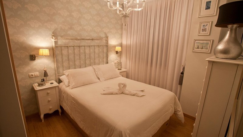 Chambre avec 1,35 lit