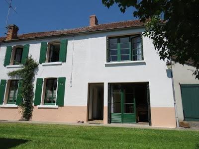 Une cure de plein air dans la Creuse, casa vacanza a Toulx-Sainte-Croix