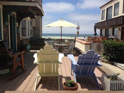 Best Seats on the Beach!