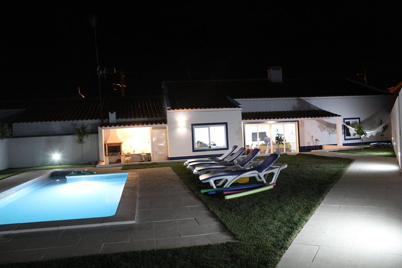 Villa Terena with private pool, holiday rental in Alandroal