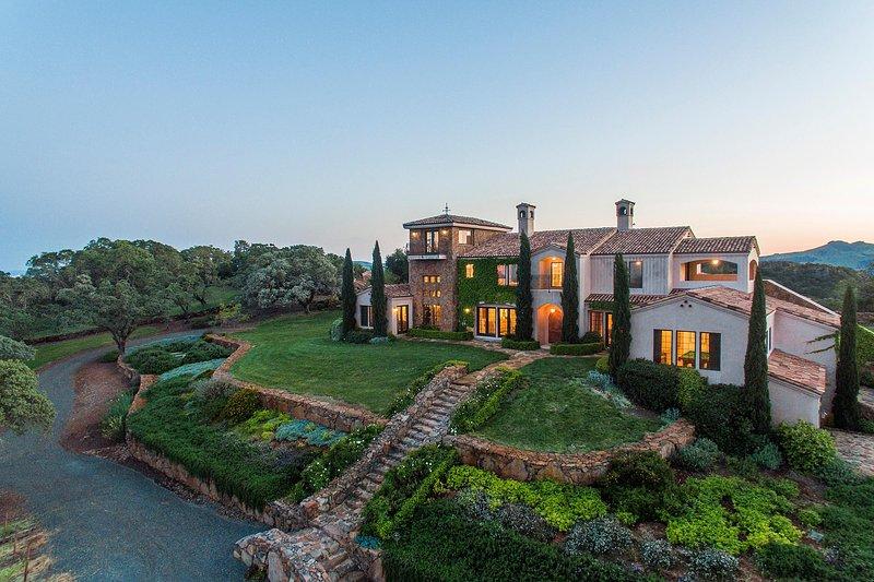 Villa Capricho Vineyard Estate