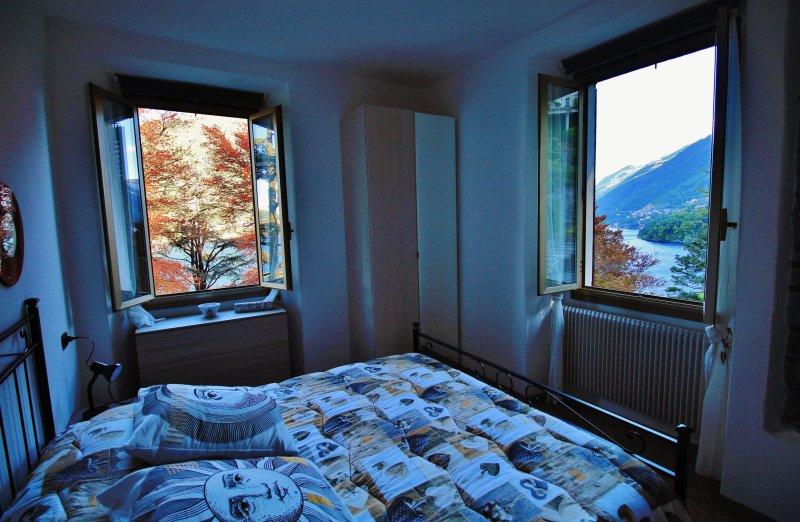 Le Finestre sul Lago - Luna, holiday rental in Palanzo