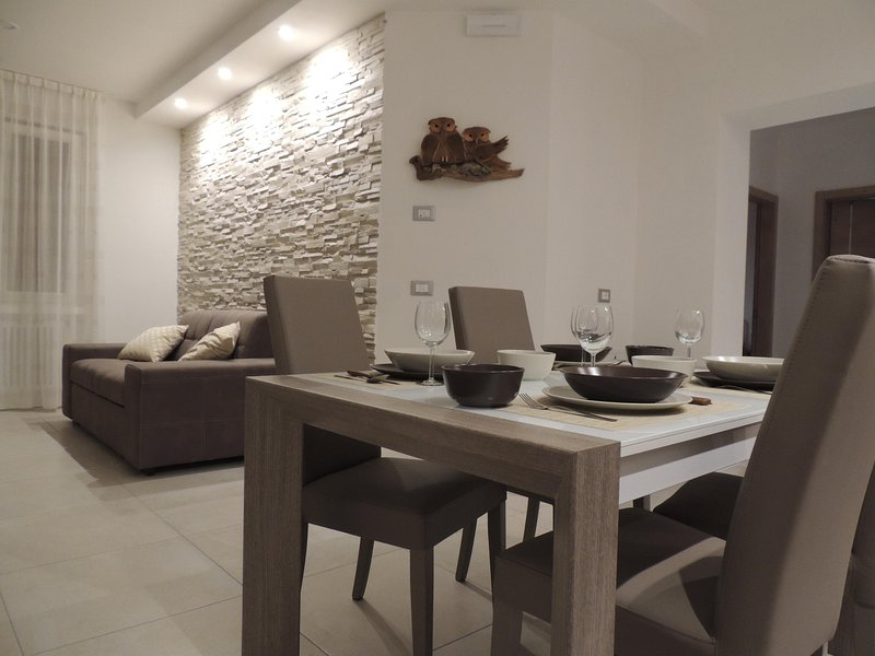 casa prandel appartamento welcome, vacation rental in Telve
