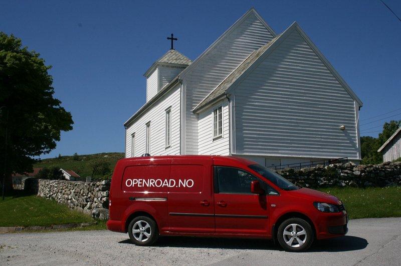 Openroad.no campingvans. Everything you need in one van., alquiler vacacional en Roksund