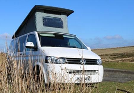 Devon Camper Hire - Modern VW Campervan Rental, holiday rental in Yeoford