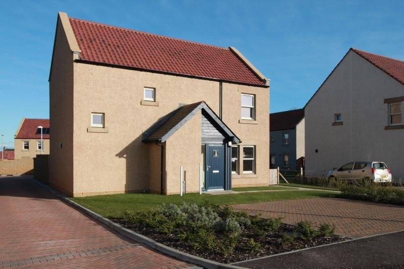 THE VIEW, 22 THE SCHOOL PARK KINGSBARNS NR. ST.ANDREWS FIFE, holiday rental in St Andrews