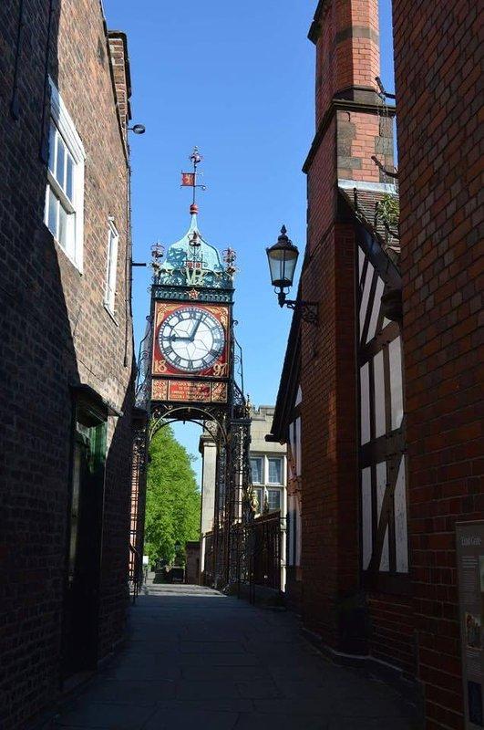 L'Eastgate Clock Famous