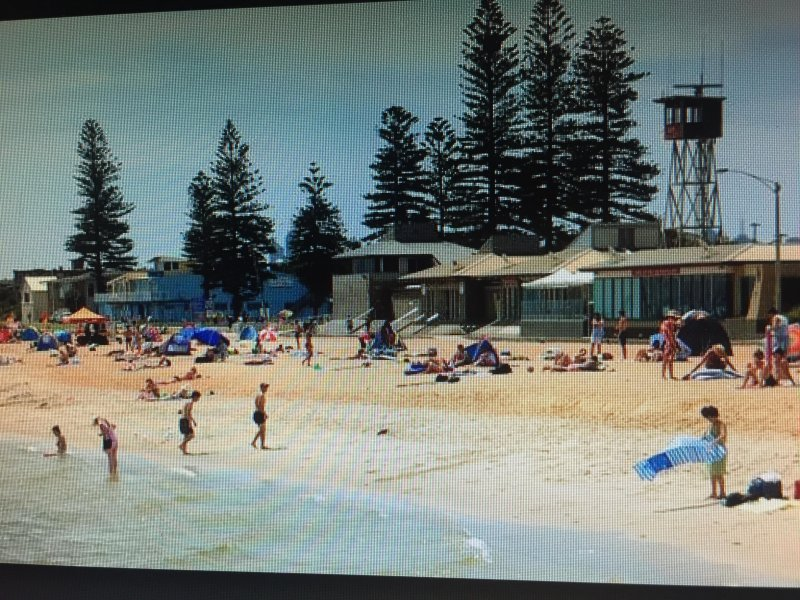 Diversión en la playa Elwood