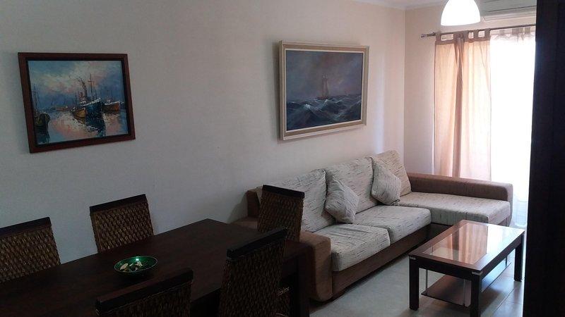 APARTAMENTO MARAVILLOSO. VISTAS AL MAR, holiday rental in Las Caletillas