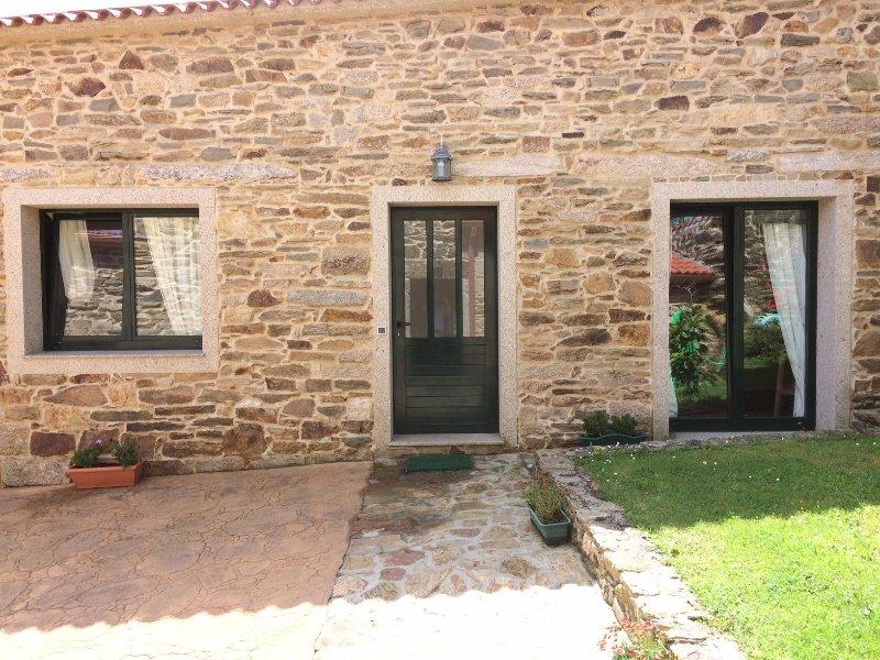 Apartamento (O Rueiro de Rurú, holiday rental in Neano
