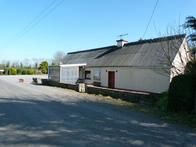 The Idler bar - a short walk from the cottage