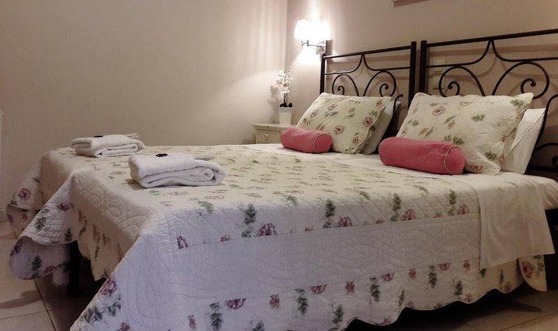 Peony Ground floor Apartment, holiday rental in Dassia