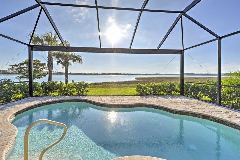 Enjoy an idyllic Gulf Coast getaway this 3-bed, 3-bath vacation rental home!