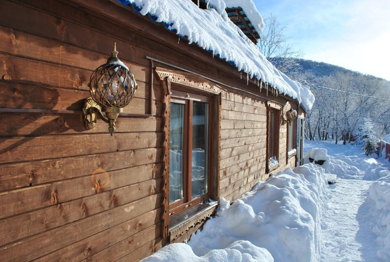 Guest house Aprelsky, vacation rental in Yelizovo