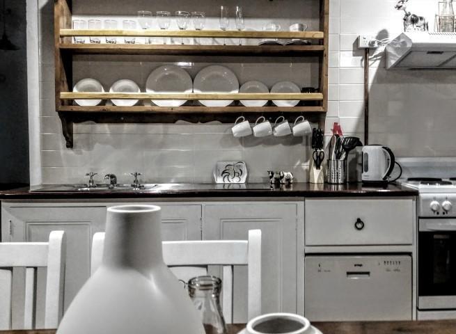 La Lechería - cocina