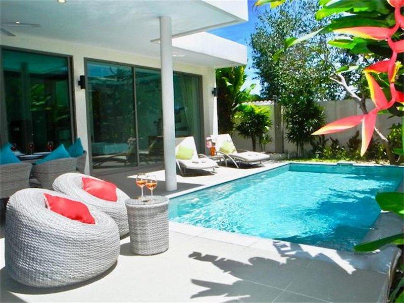 Ka Villa Rawai :  Superb new 3 bedrooms, casa vacanza a Ko He