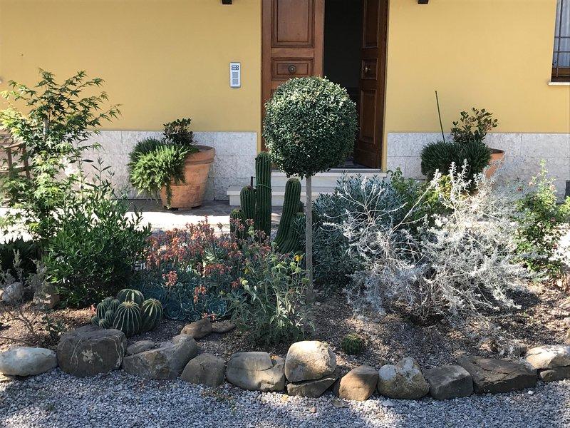 Appartamento immerso nel verde Casa Giuliana, vacation rental in Chiusi