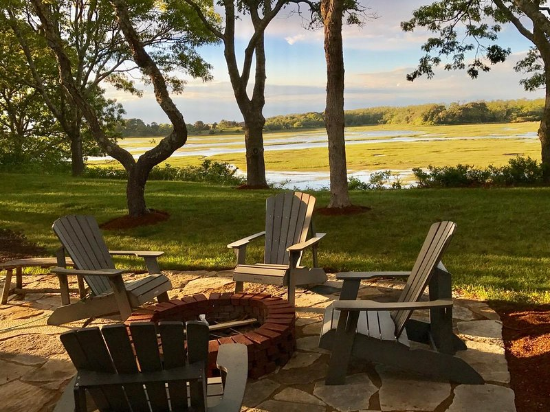 Stunning views from this spacious home near Cape Cod Bay