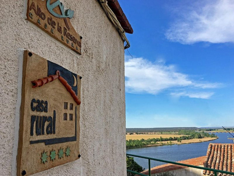 Alto de la reserva, holiday rental in Castronuno