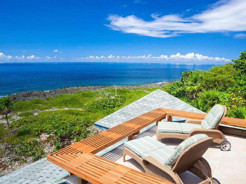 Sea Lodge offers privacy, ocean views and unforgettable sunsets!