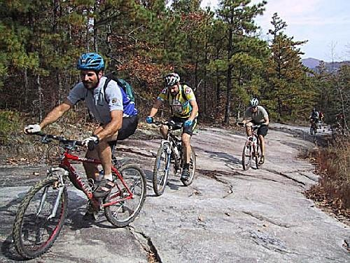 Bring your bikes ...DuPont is a shortdrive away. We also have  2 access points for the bike path.