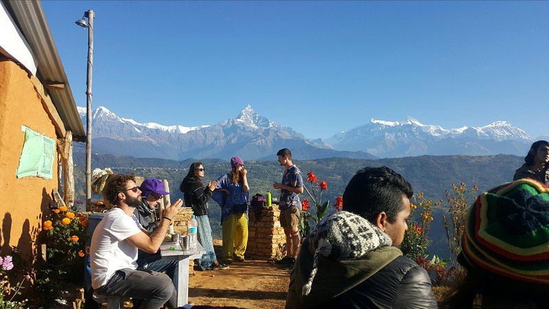 Eco Village home Sty, holiday rental in Pokhara