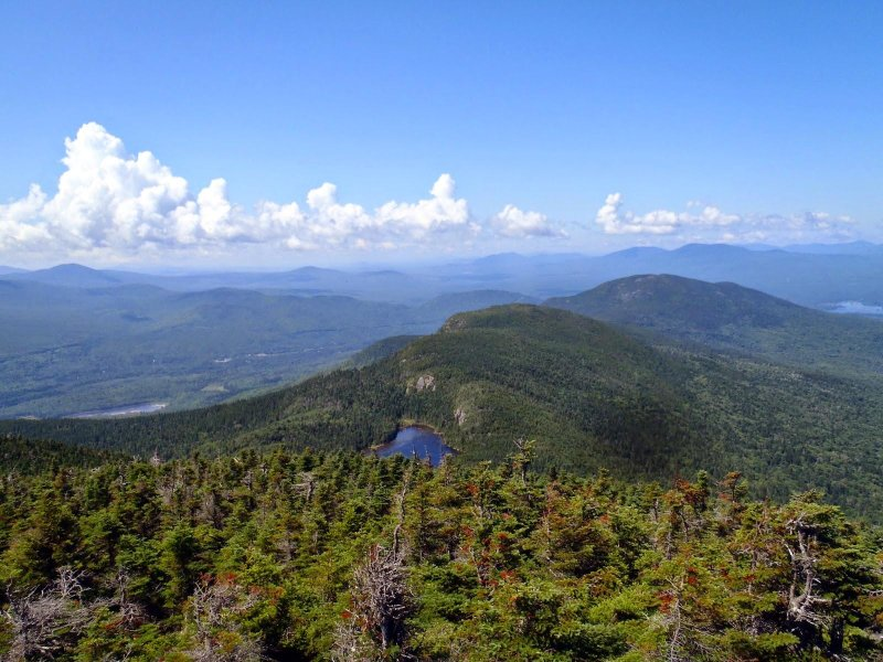 Bigelow Mountain Trail / Appalachian Trail hike.  Access miles of trails in close proximity * not ou
