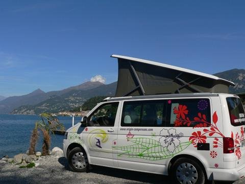 Location de campervan  en France (pres de Paris, Londres et Brussels), casa vacanza a Chereng