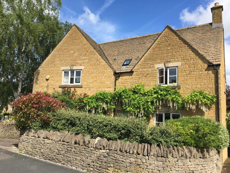 Birch House, Shepherds Way, vacation rental in Upper Oddington