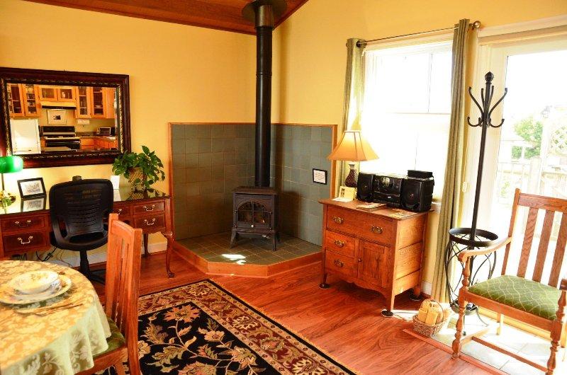 Alquiler Forest View Stay Estudio in sala principal de la estancia Arcata