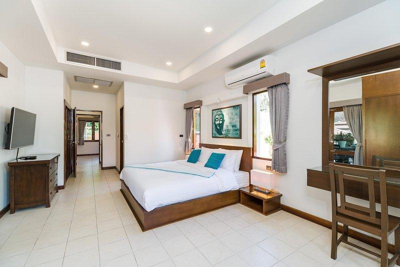 Hermosa villa de 3 dormitorios, hacer recuerdos mágicos en Koh Samui