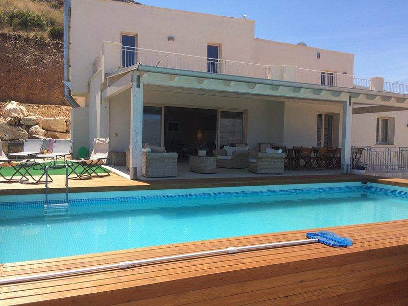 Veranda-Swimming pool